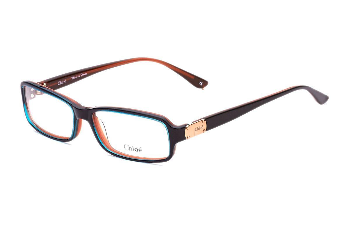 Chloe 高質感眼鏡框1194-BU1