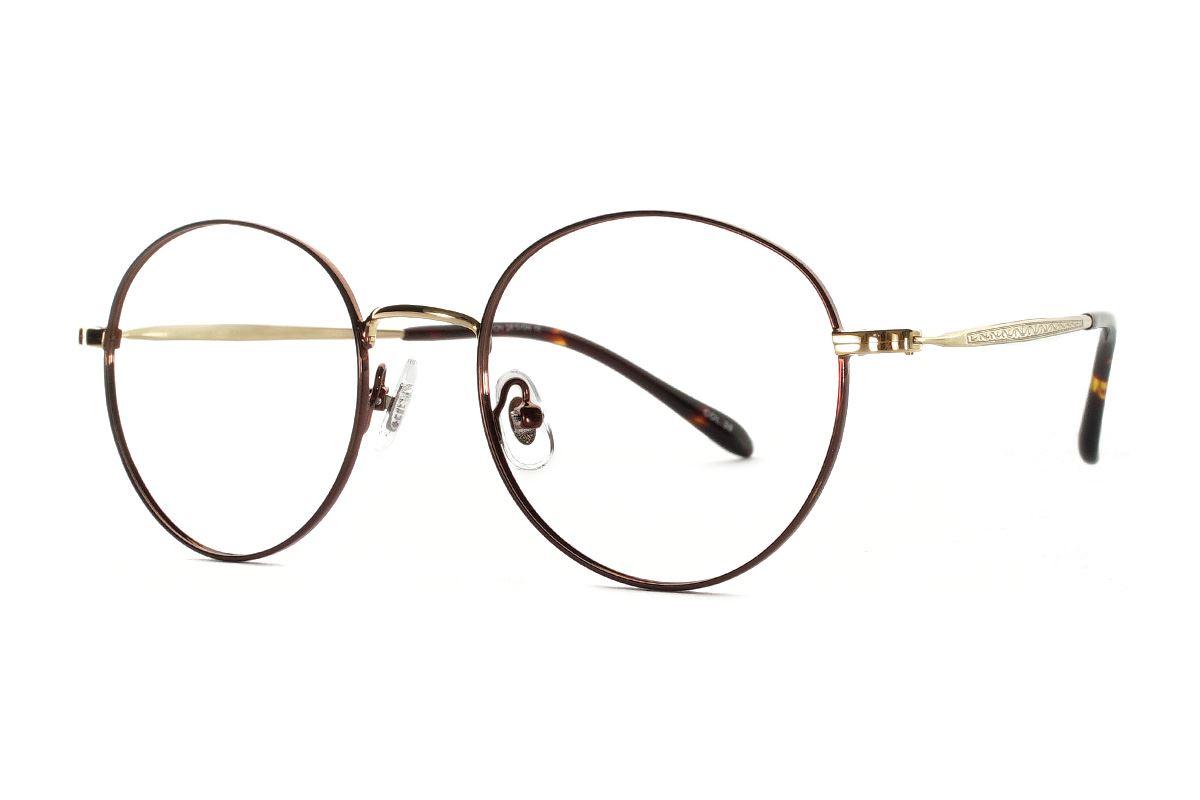 严选细框眼镜 FV488-C381
