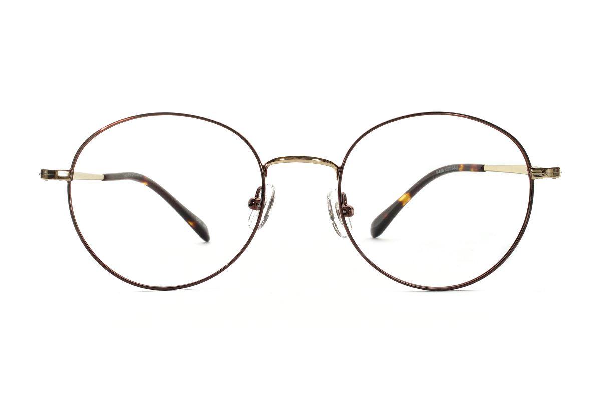 严选细框眼镜 FV488-C382