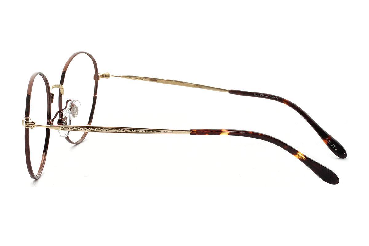 严选细框眼镜 FV488-C383