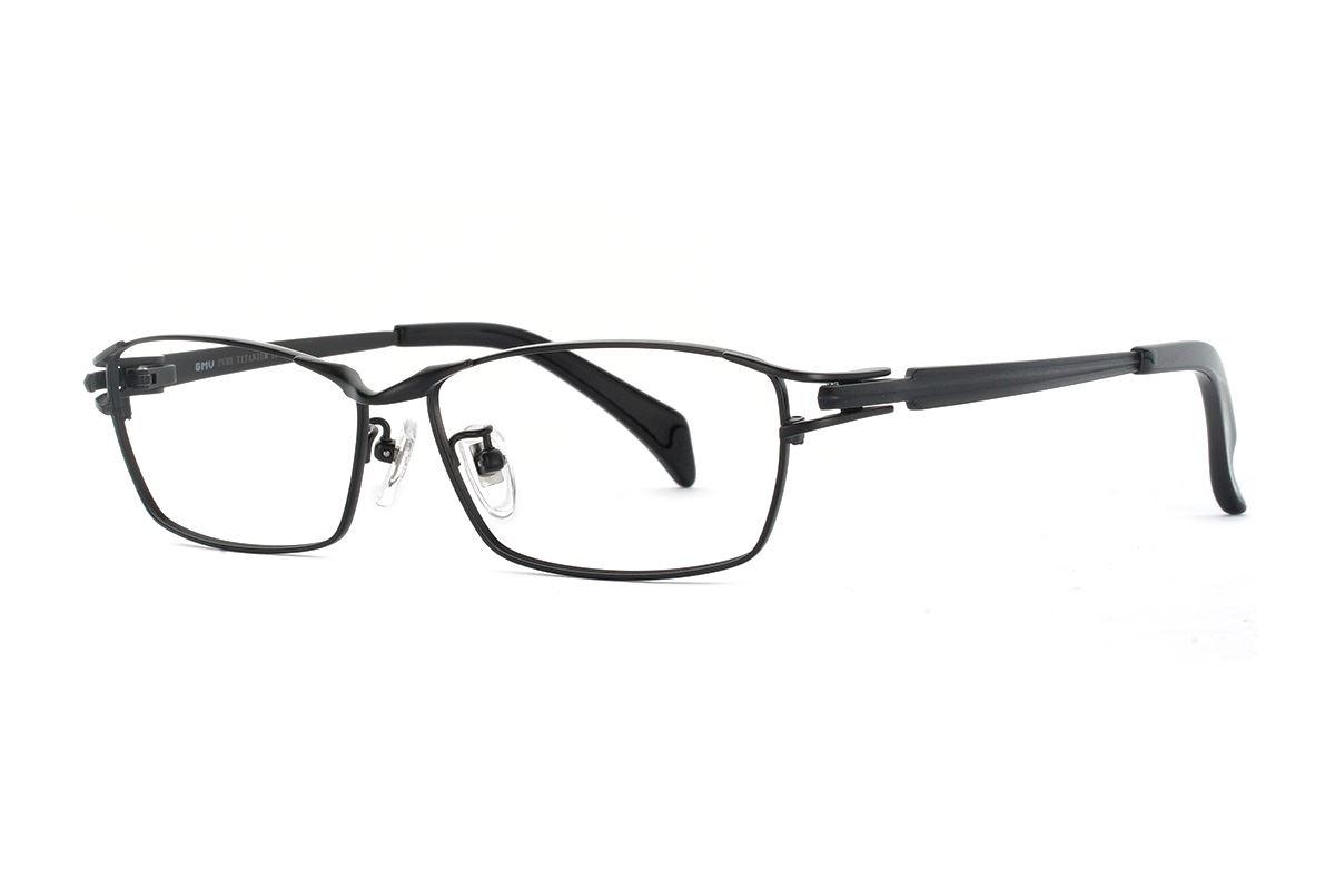 严选高质感纯钛眼镜 11273-C10A1