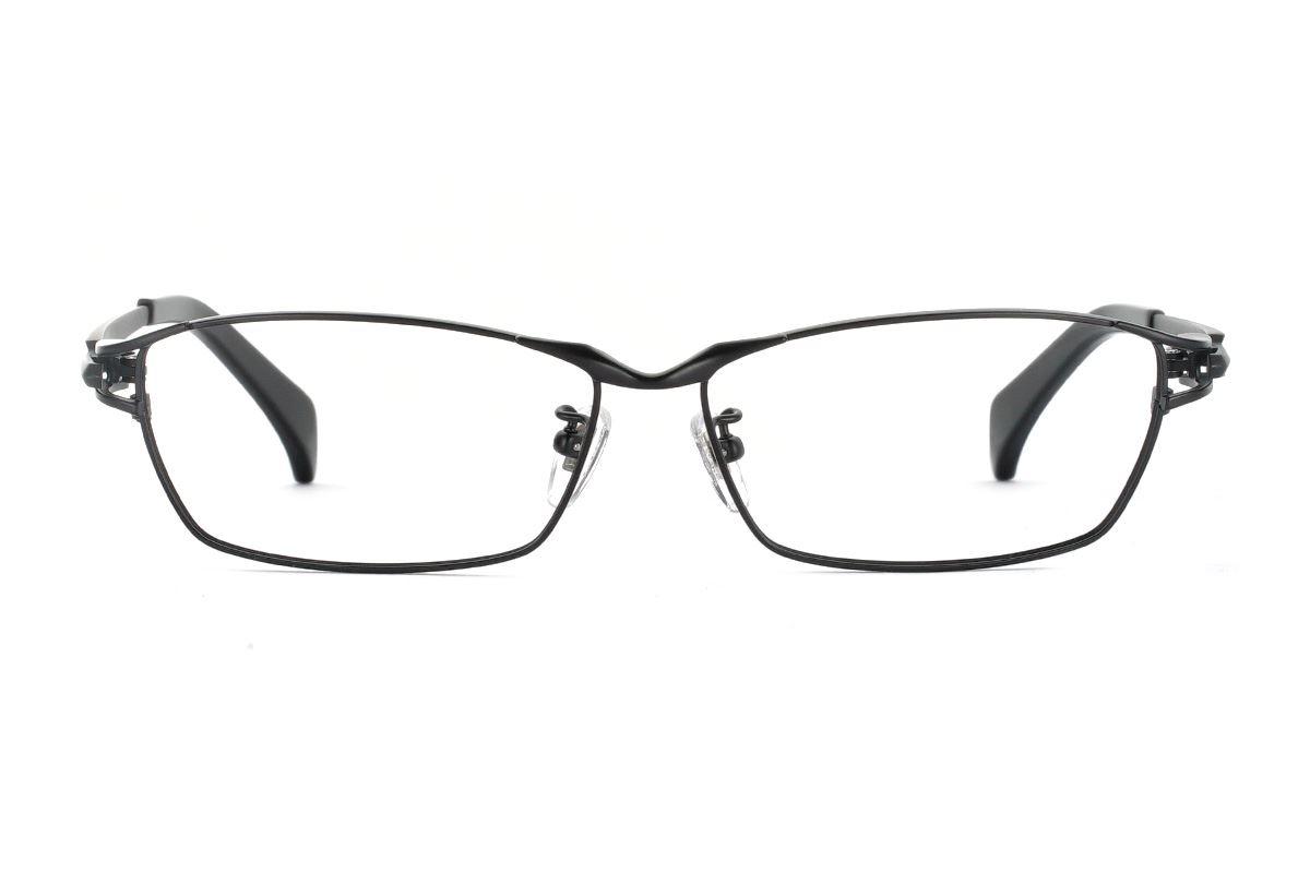 严选高质感纯钛眼镜 11273-C10A2