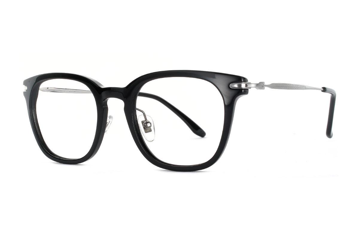 严选高质感纯钛眼镜 5507-1H1