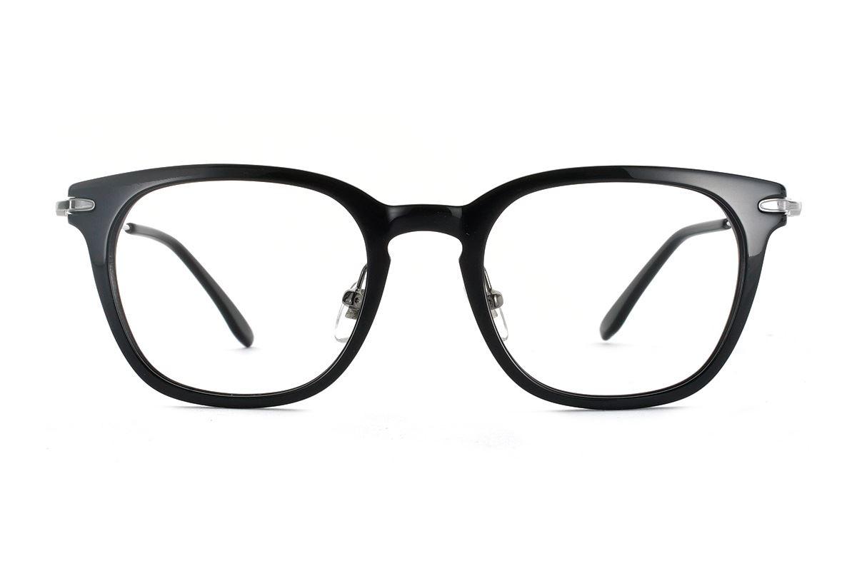 嚴選高質感純鈦眼鏡 5507-1H2