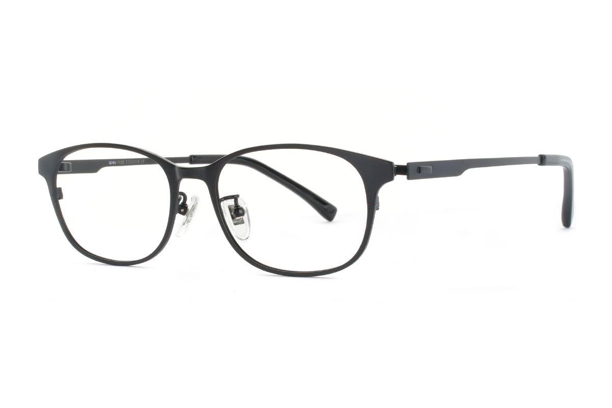 严选高质感纯钛眼镜 11393-10A1