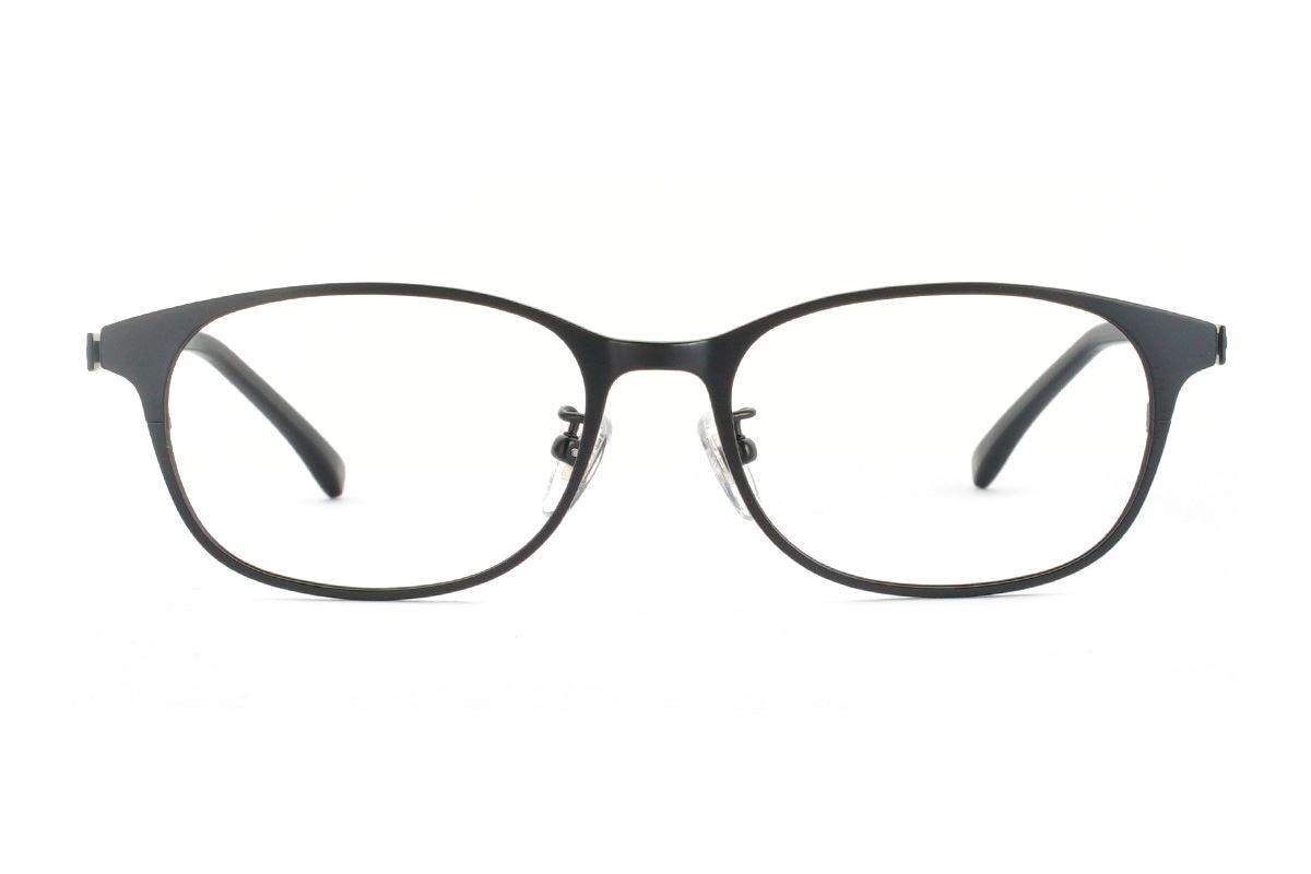 严选高质感纯钛眼镜 11393-10A2