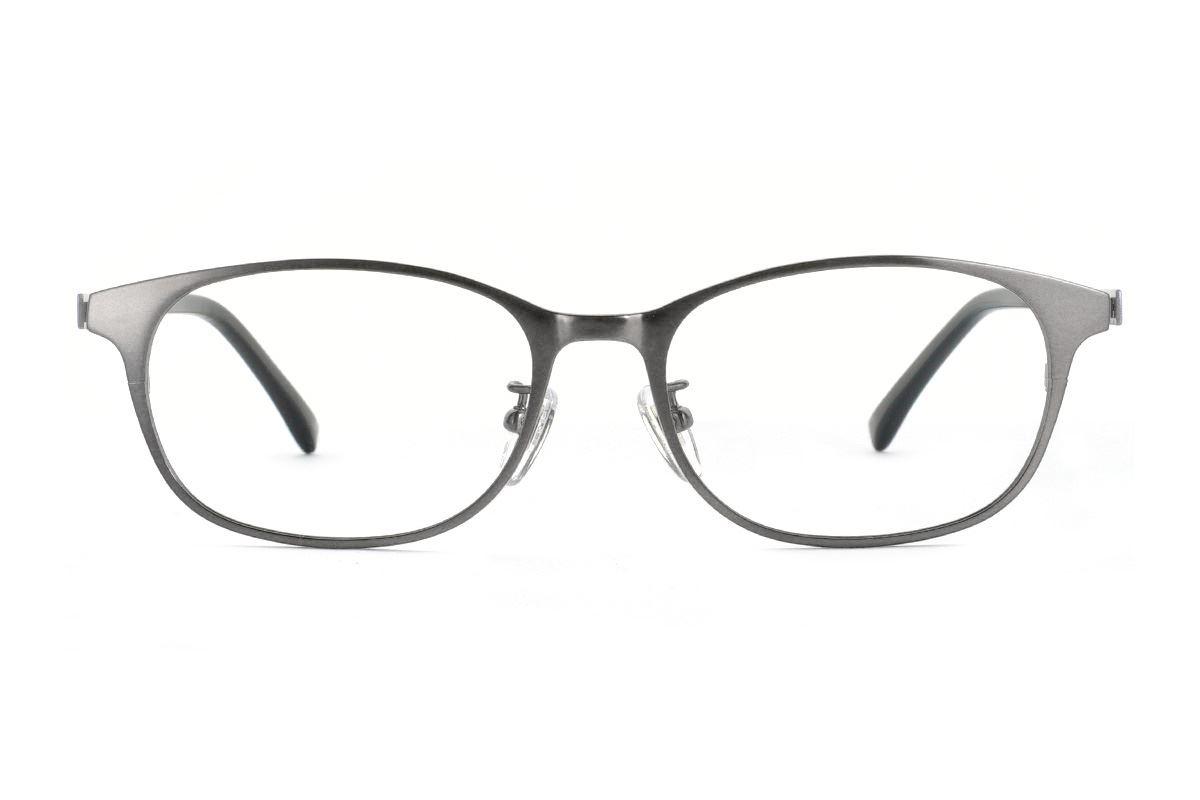 严选高质感纯钛眼镜 11393-C82