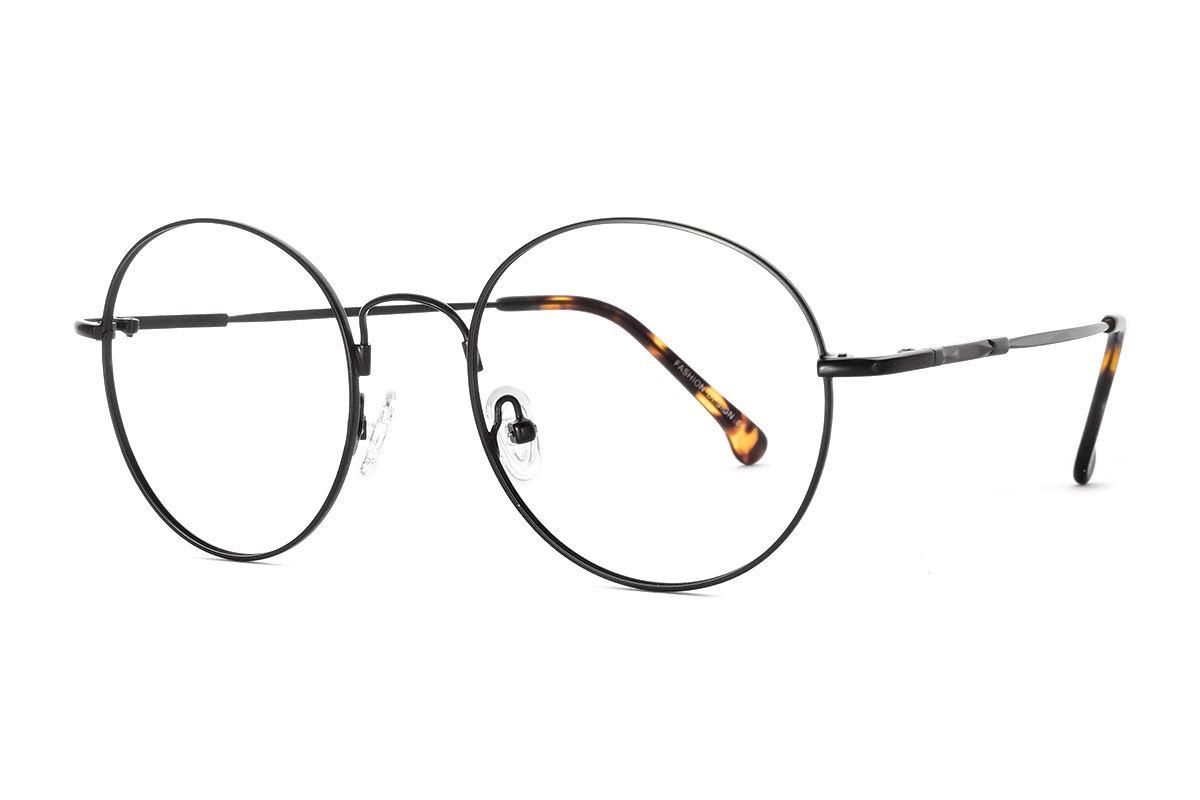 严选质感细框眼镜 FU2204-C71