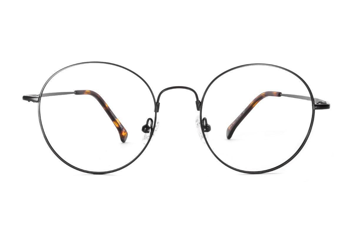 严选质感细框眼镜 FU2204-C72