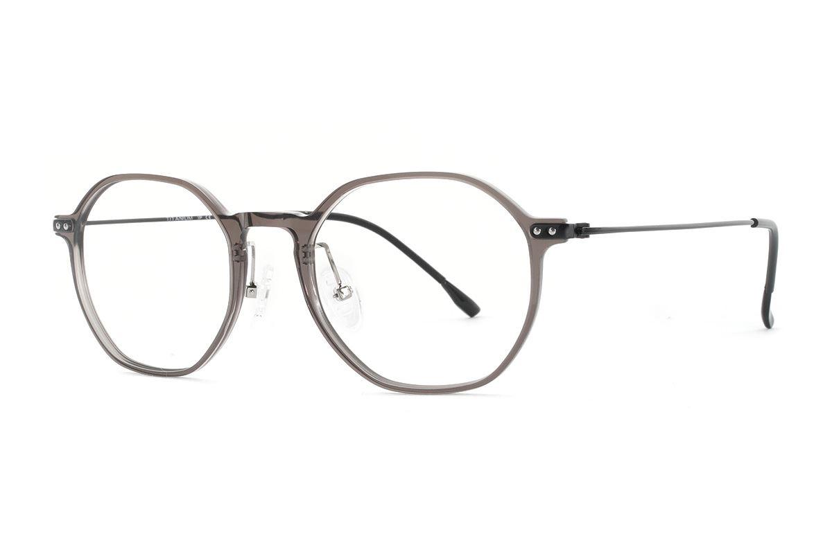 高質感複合鈦鏡框 H6315-C31