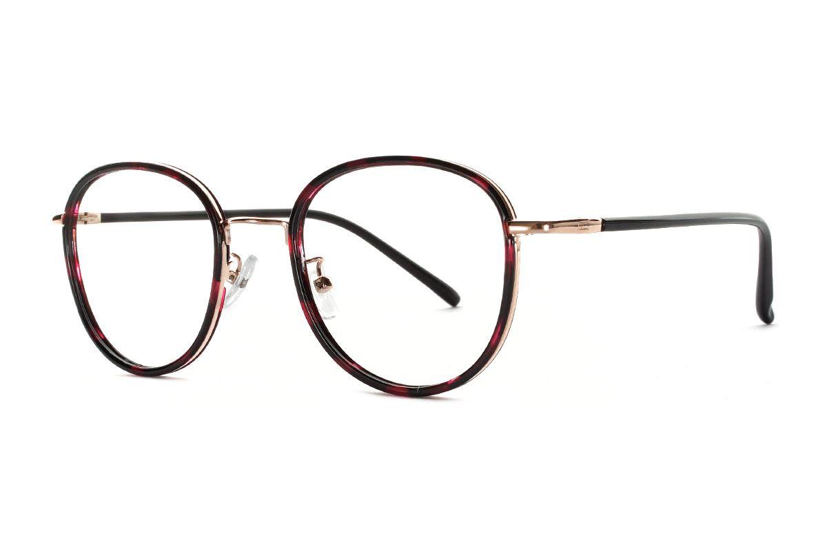 严选复古质感眼镜 FS6268-C101