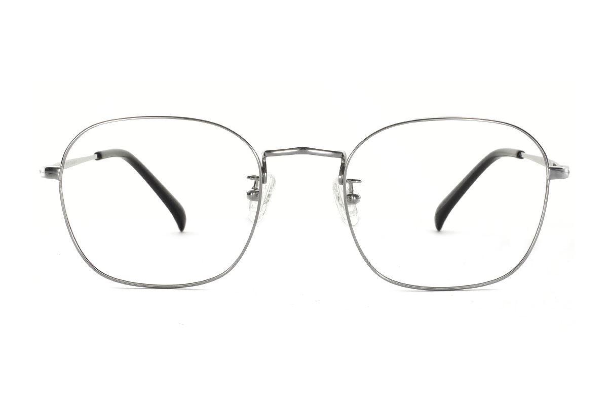嚴選高質感純鈦眼鏡 521-C22