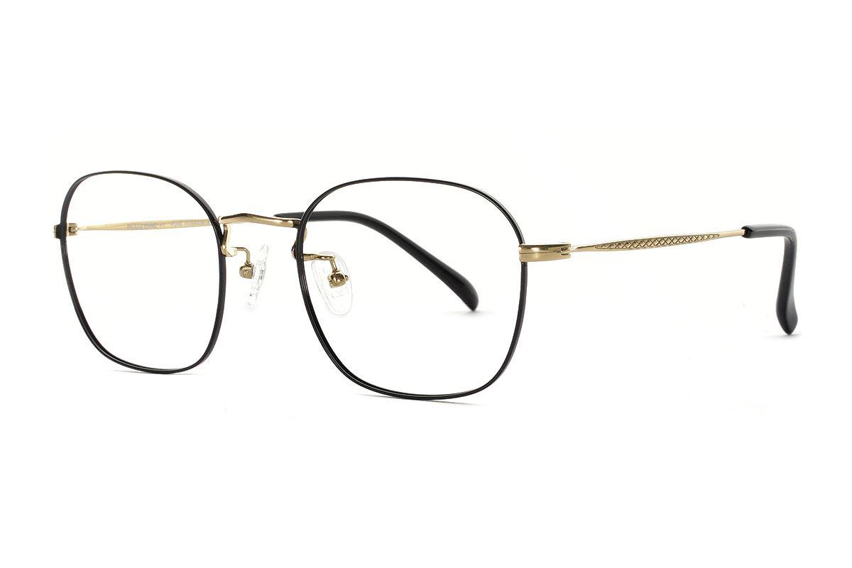 严选高质感纯钛眼镜  521-C101