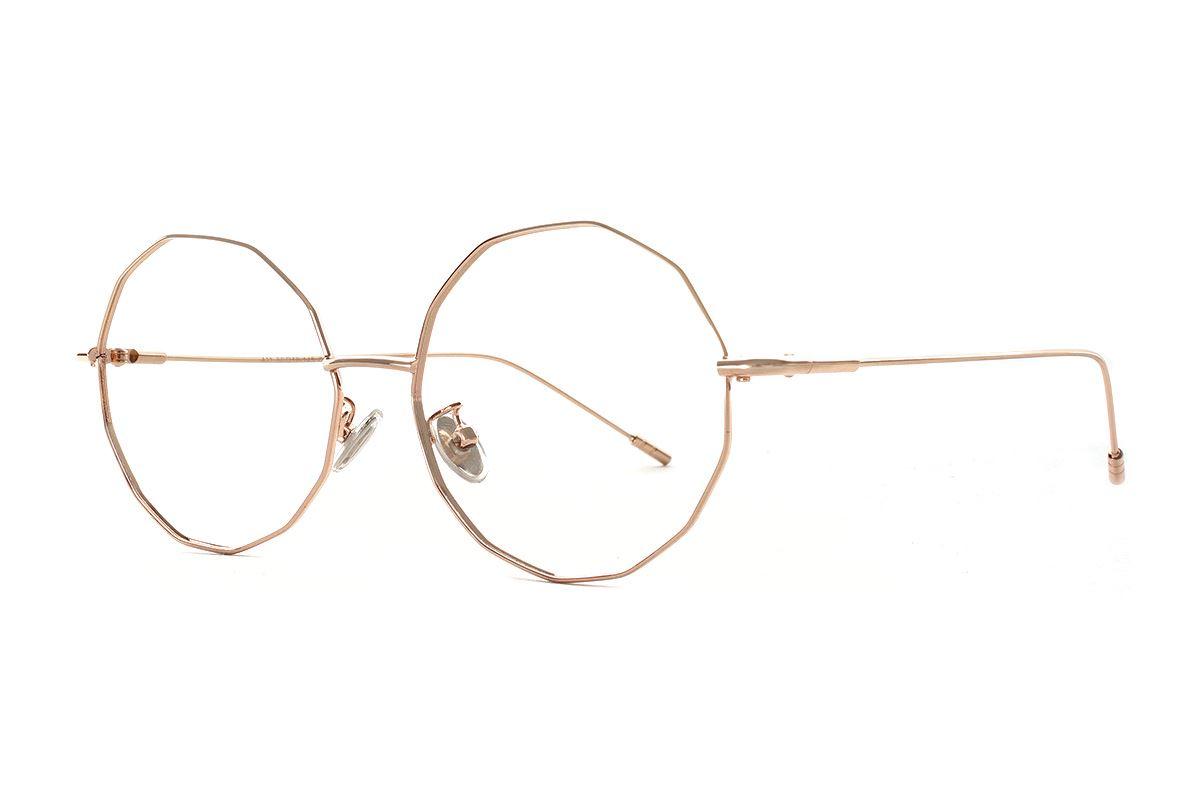 嚴選質感細框眼鏡 FUS411-C61