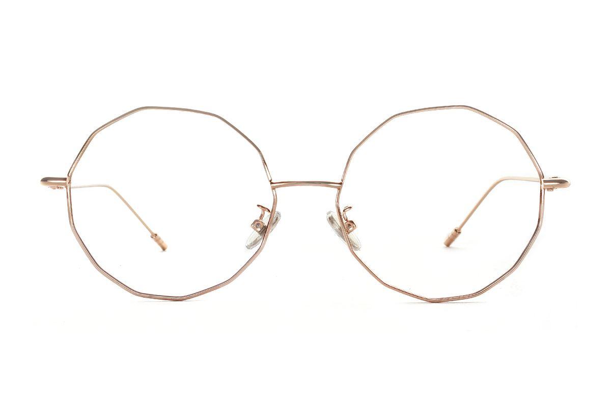嚴選質感細框眼鏡 FUS411-C62
