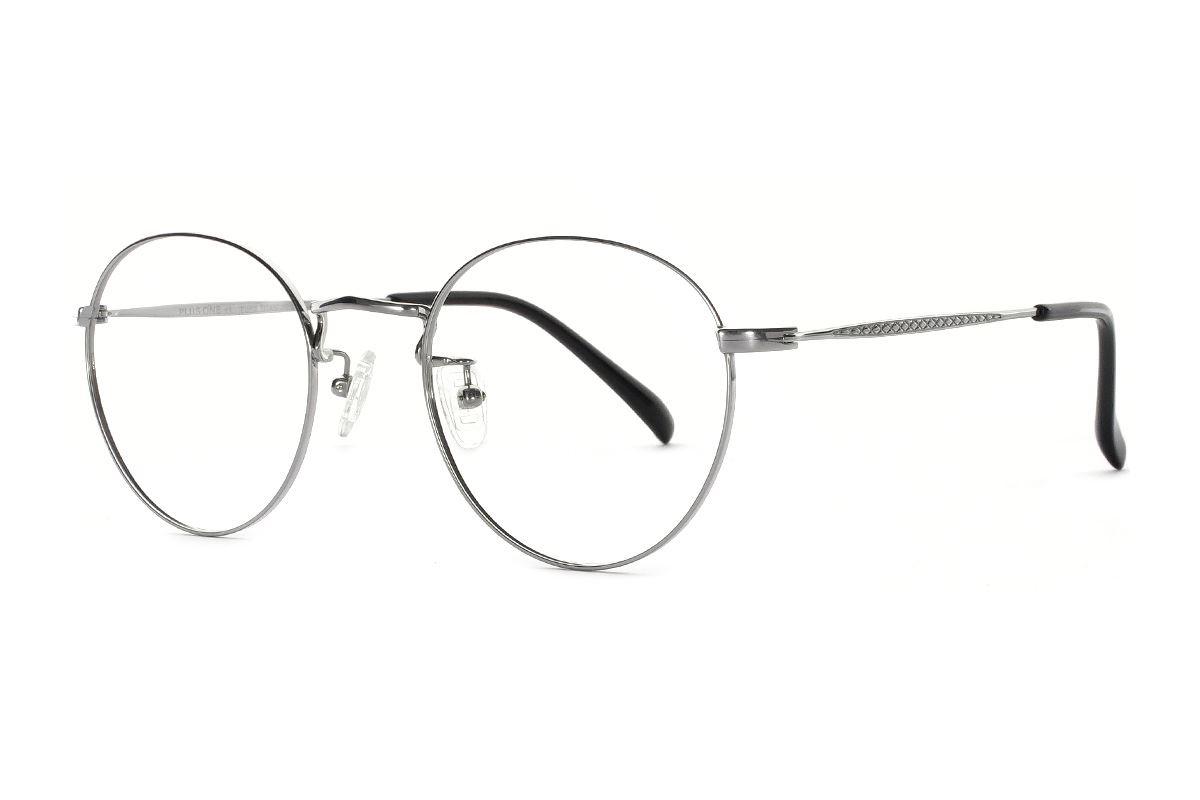严选高质感纯钛眼镜  520-C21