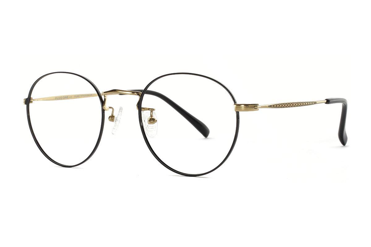 严选高质感纯钛眼镜  520-C101