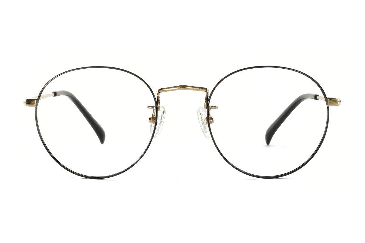 嚴選高質感純鈦眼鏡 520-C102