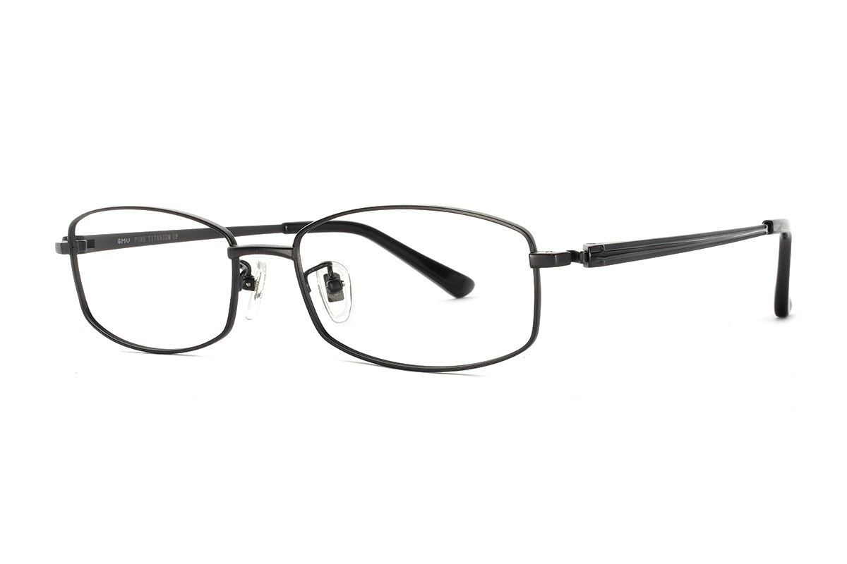 严选高质感纯钛眼镜 11424-C10A1