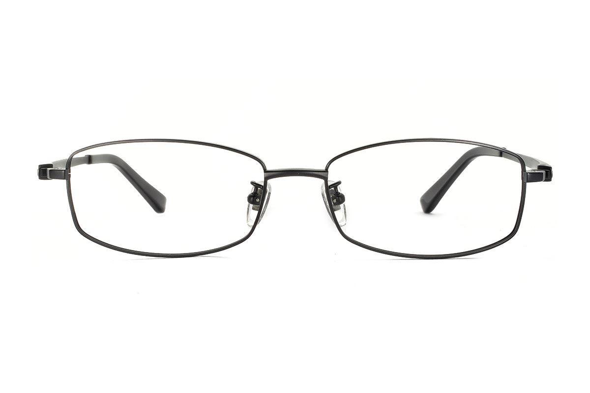 严选高质感纯钛眼镜 11424-C10A2