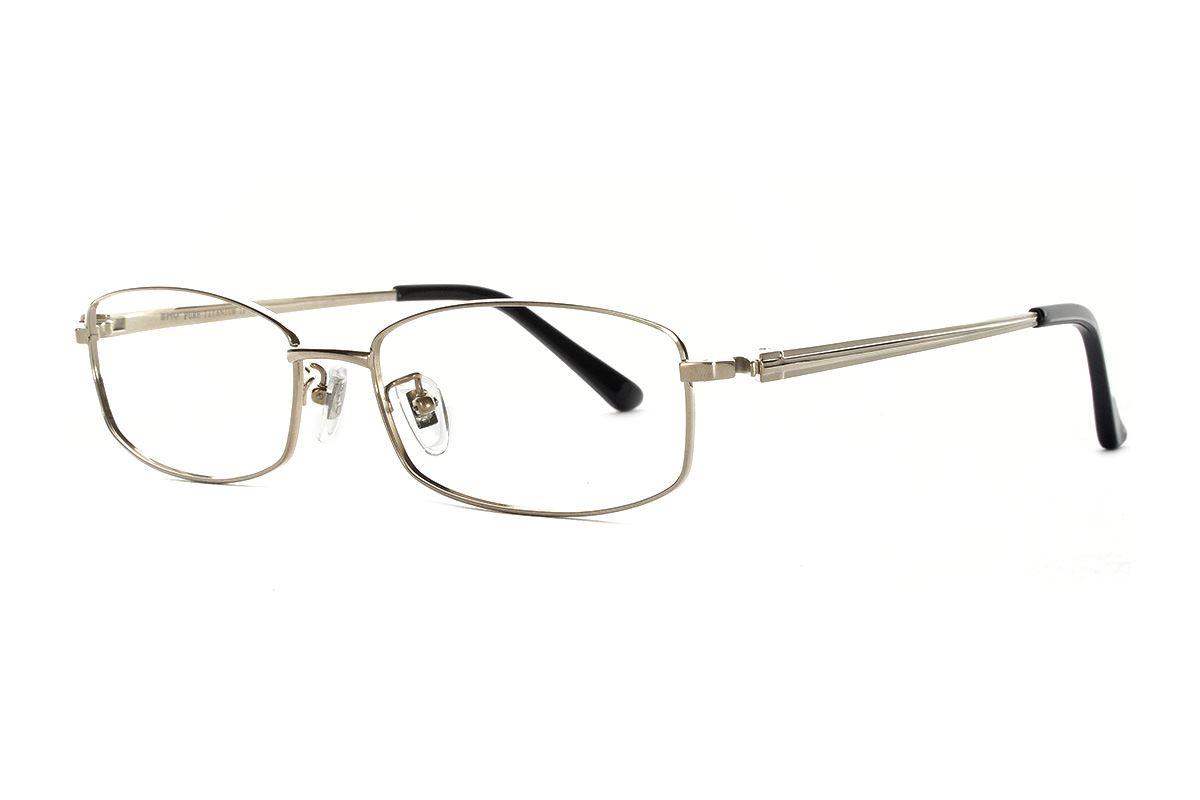 严选高质感纯钛眼镜 11424-C11