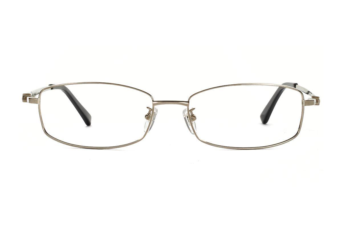 严选高质感纯钛眼镜 11424-C12