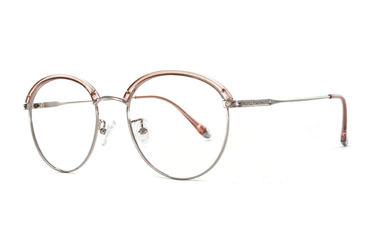 严选质感透明眼镜 FU1915-C91