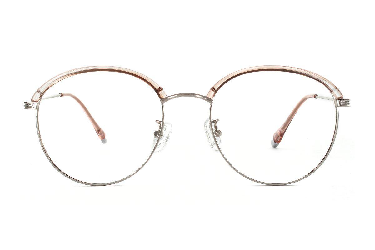 严选质感透明眼镜 FU1915-C92