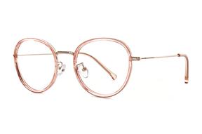 眼镜镜框-严选复古质感眼镜 FS6315-C4