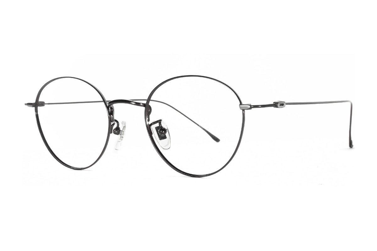 嚴選高質感純鈦眼鏡 11421-C101