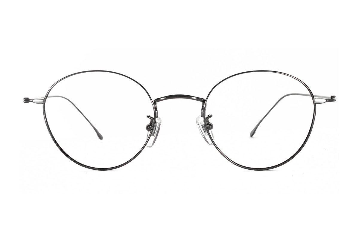 嚴選高質感純鈦眼鏡 11421-C102