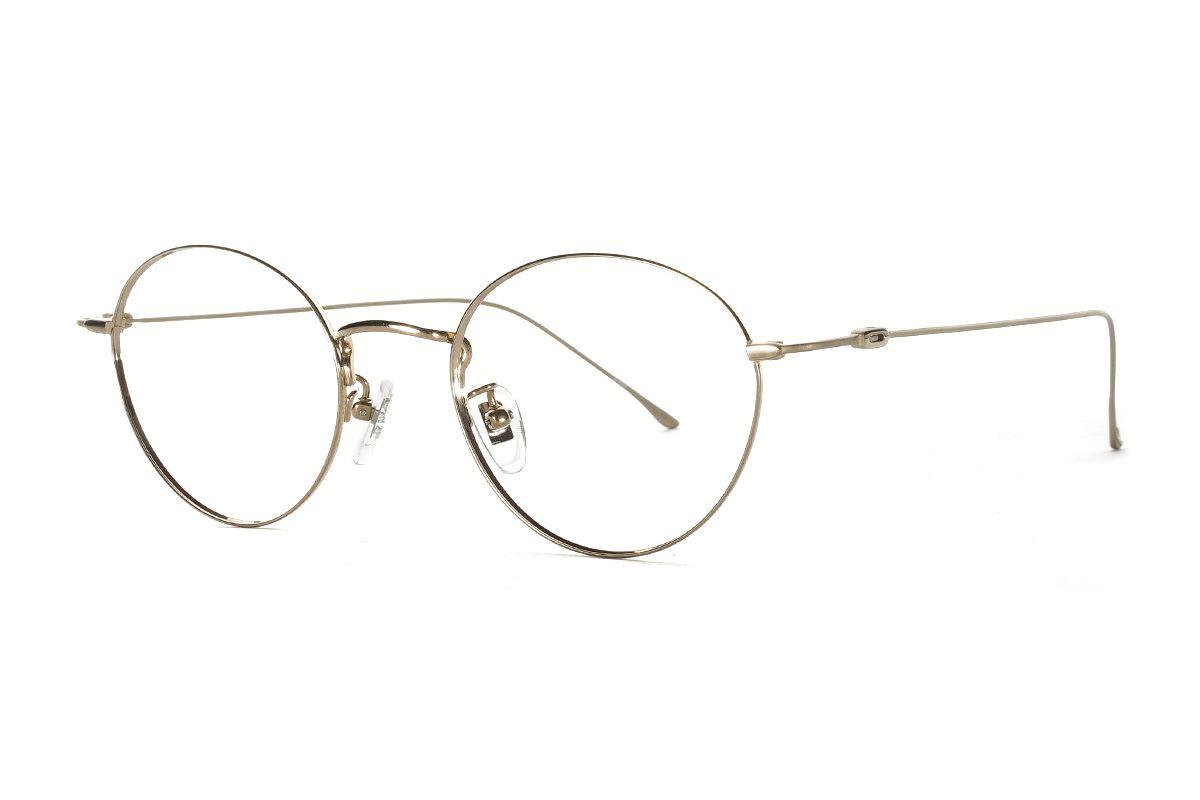 严选高质感纯钛眼镜  11421-C1 1
