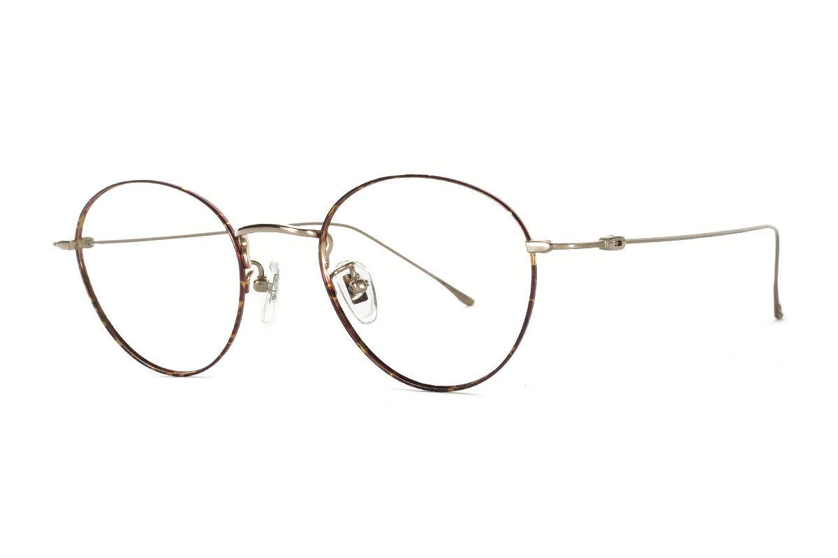 嚴選高質感純鈦眼鏡 11421-C1A1
