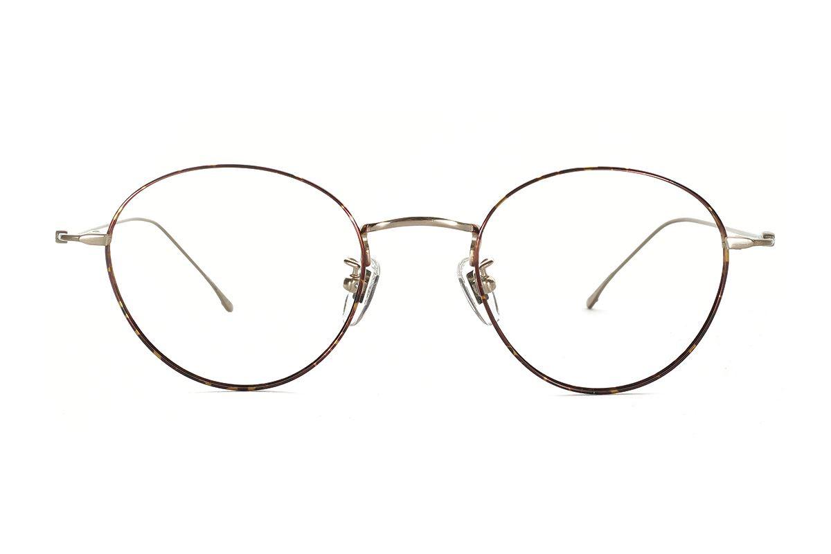 嚴選高質感純鈦眼鏡 11421-C1A2