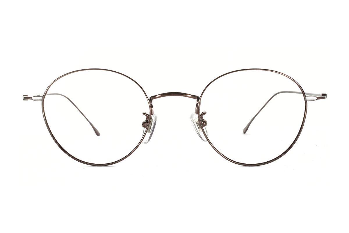嚴選高質感純鈦眼鏡 11421-C92