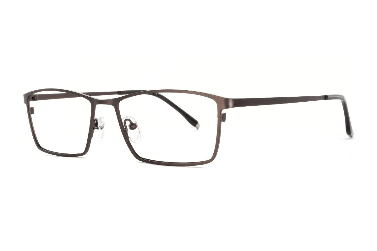 嚴選經典鈦眼鏡 H6258-C31