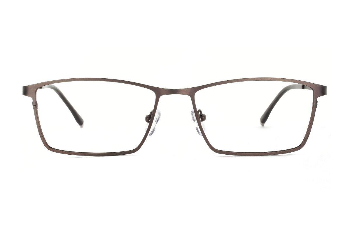 嚴選經典鈦眼鏡 H6258-C32