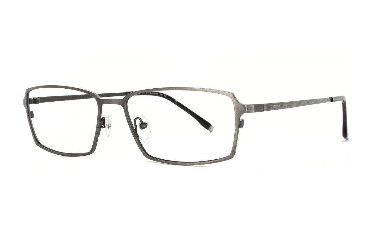 严选经典钛眼镜 H6256-C21