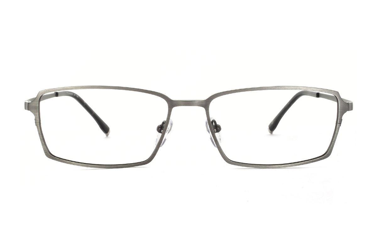 严选经典钛眼镜 H6256-C22