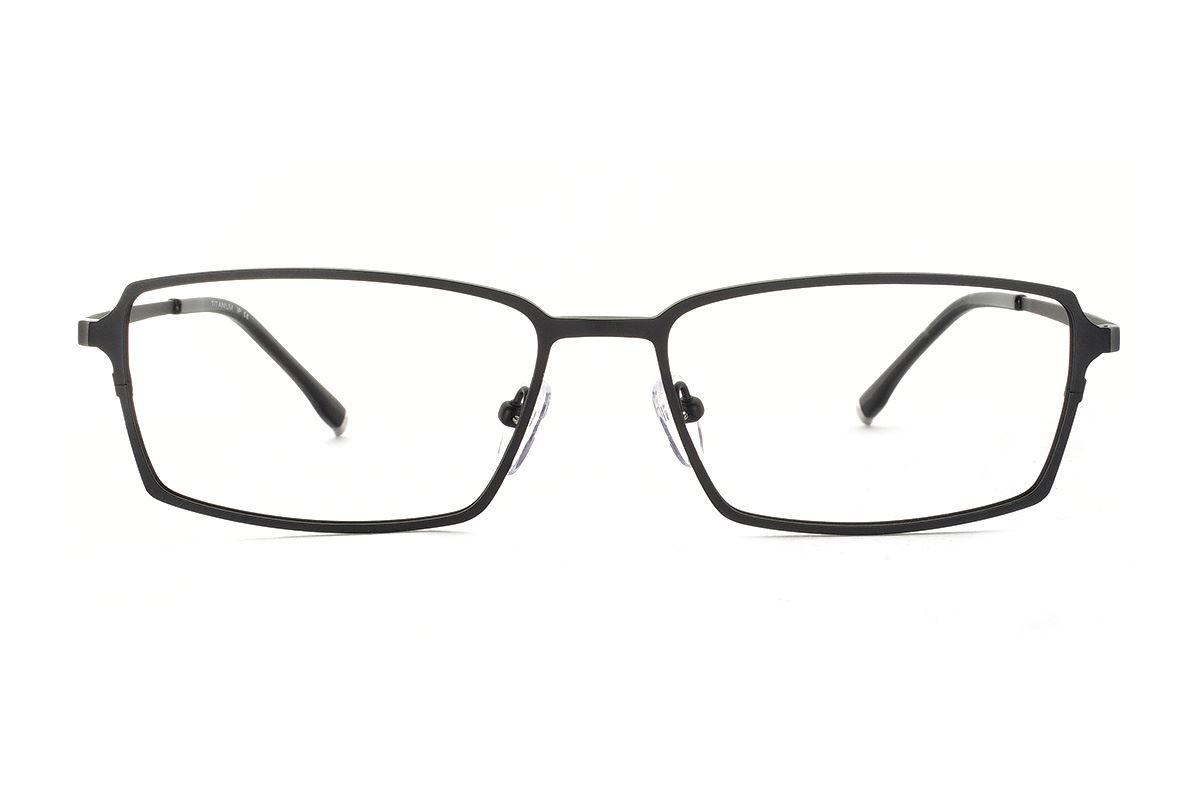 严选经典钛眼镜 H6256-C12