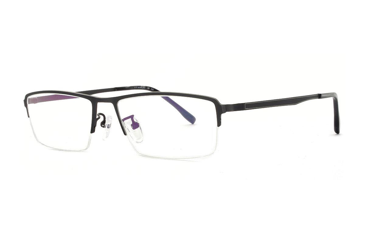 嚴選經典鈦眼鏡 H6310-C11