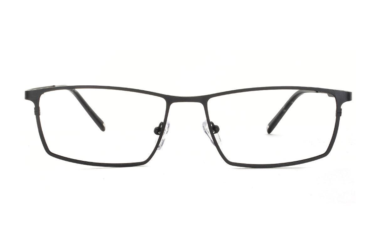 嚴選經典鈦眼鏡 H6253-C12