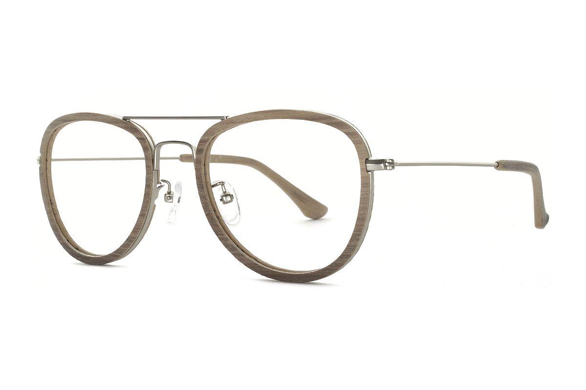 嚴選木質眼鏡 M5025-SC21