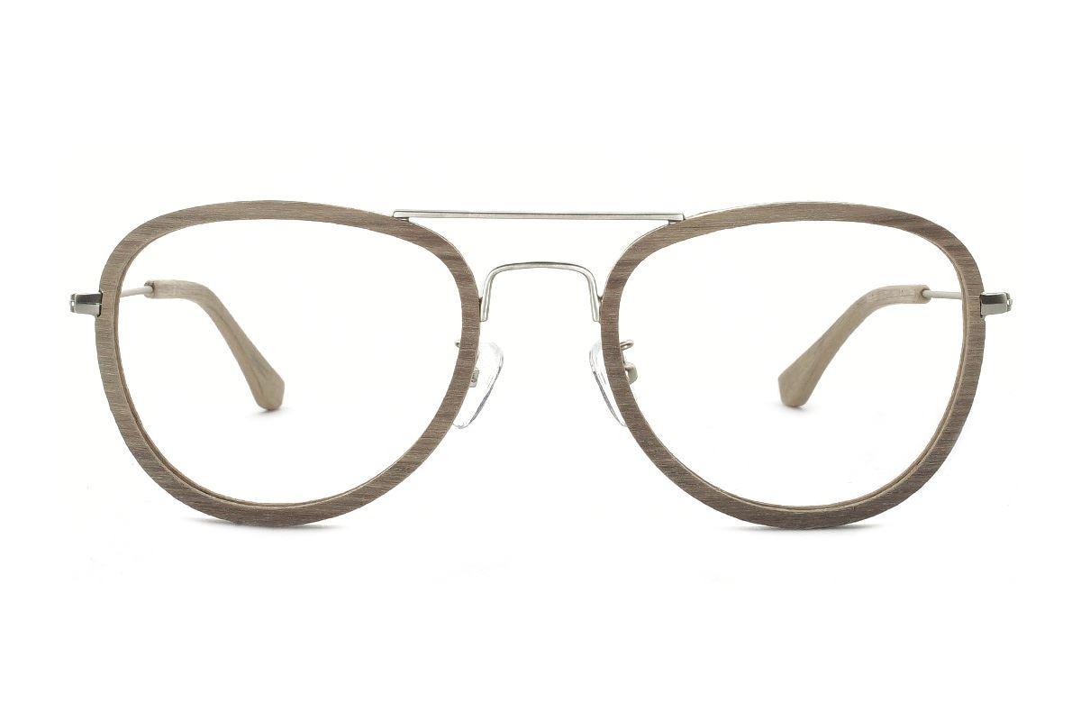 嚴選木質眼鏡 M5025-SC22