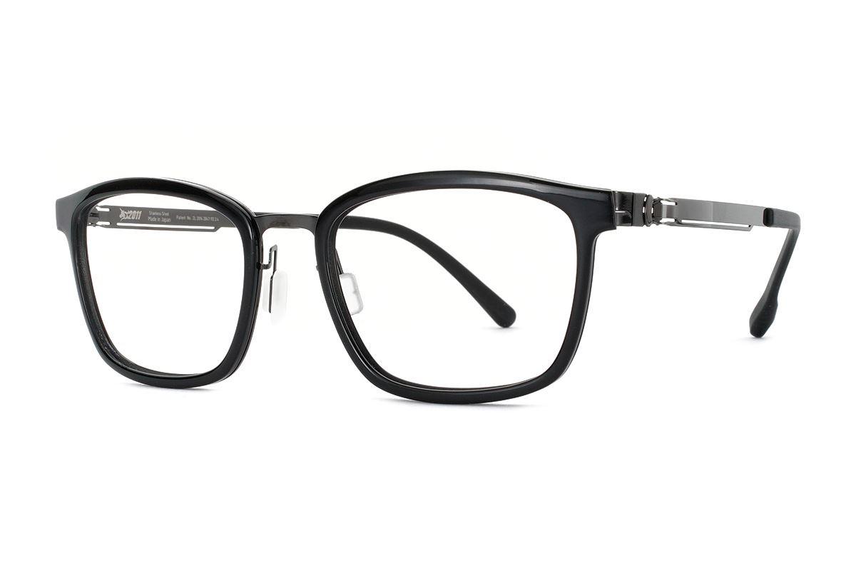 嚴選日製薄鋼眼鏡 FA2M-1603-C11