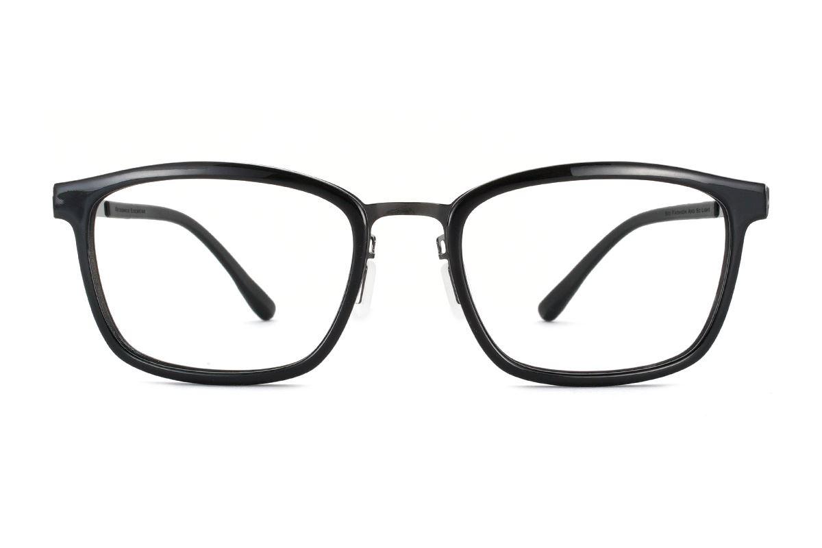 嚴選日製薄鋼眼鏡 FA2M-1603-C12