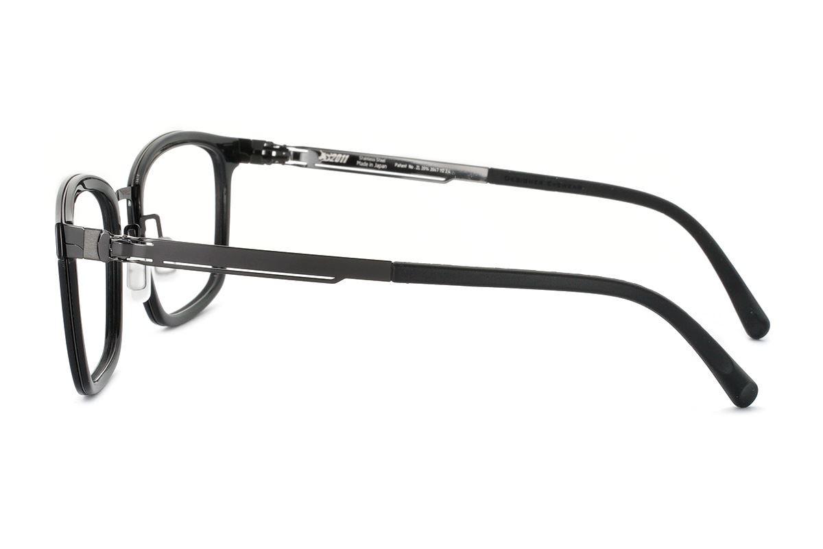 嚴選日製薄鋼眼鏡 FA2M-1603-C13