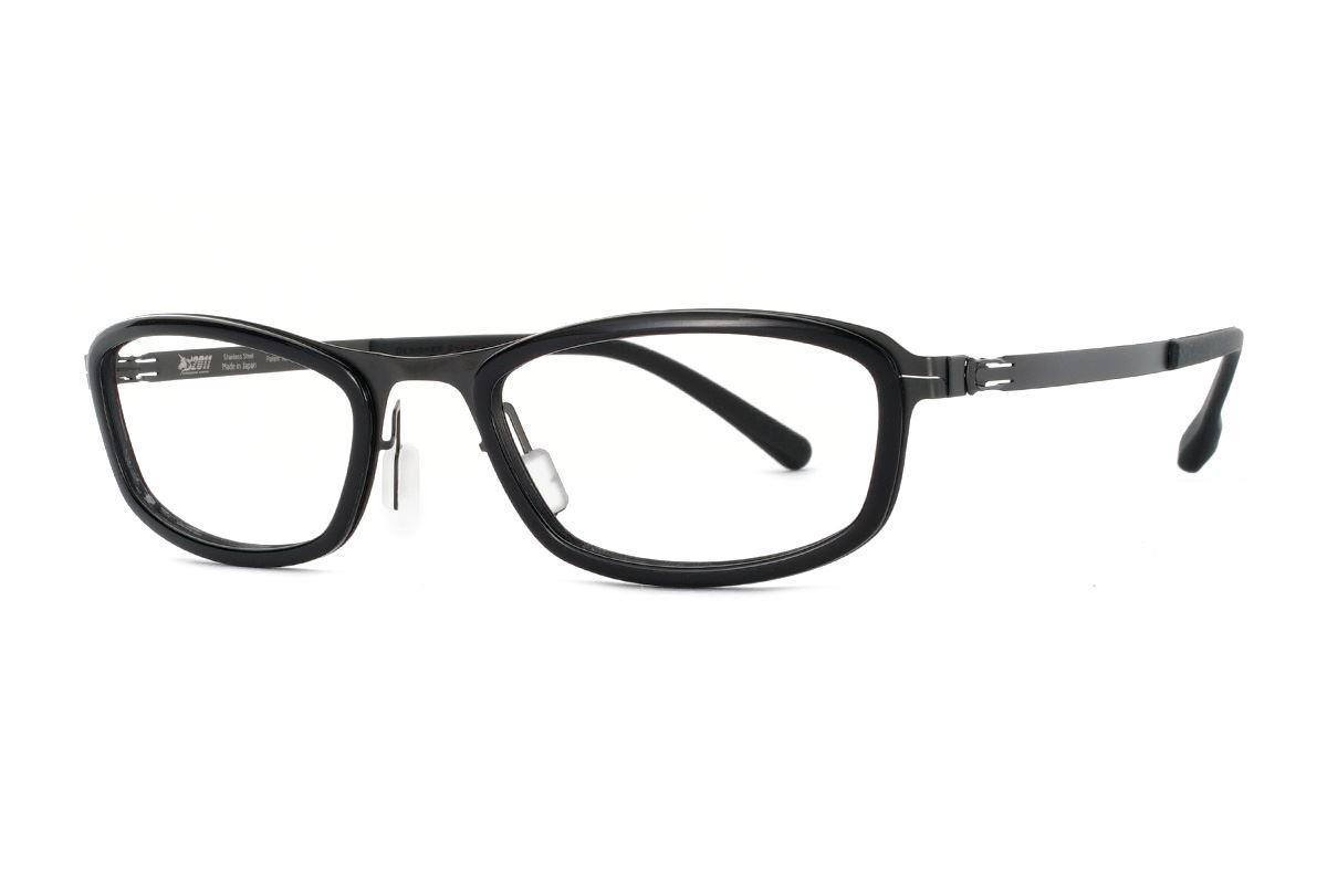 嚴選日製薄鋼眼鏡 FA2S-1505-C711
