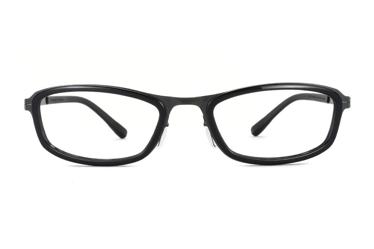 嚴選日製薄鋼眼鏡 FA2S-1505-C712
