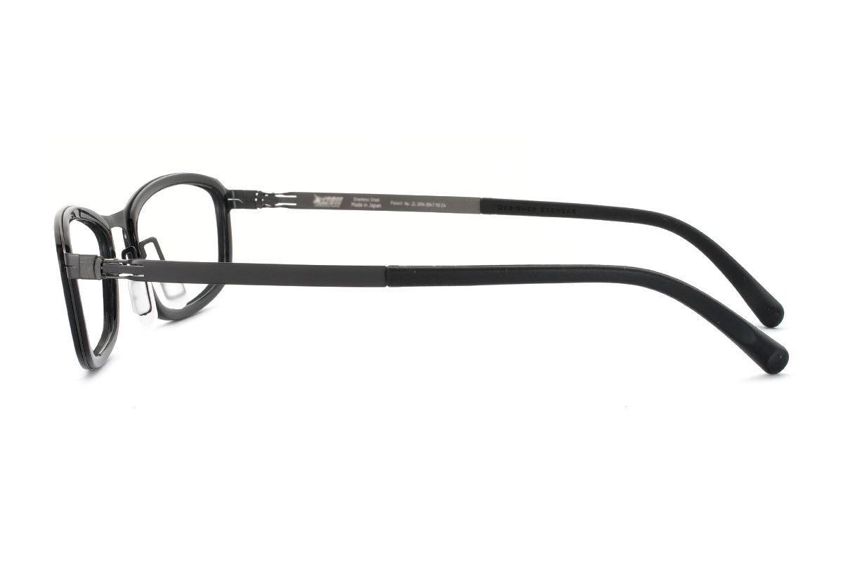 嚴選日製薄鋼眼鏡 FA2S-1505-C713